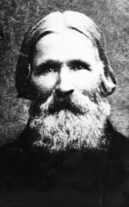 Пётр Степанович Ворносков, отец В.П. Ворноскова. Фото – конец ХIХ в.