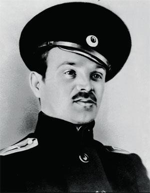 Василий Агапкин, автор знаменитого марша Прощание Славянки