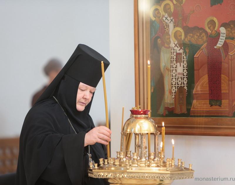 Игумения Олимпиада (Баранова). Покровский Хотьков монастырь