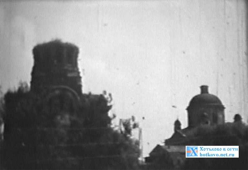 Хотьковский Покровский монастырь в 70-х годах