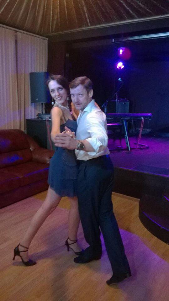 Аргентинское танго в Хотькове. Школа танго