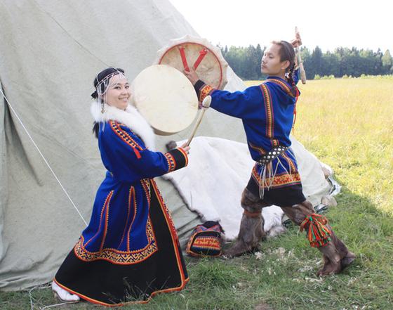 """Фестиваль """"Дыхание севера"""" в этно-парке """"Кочевник"""", Хотьково"""