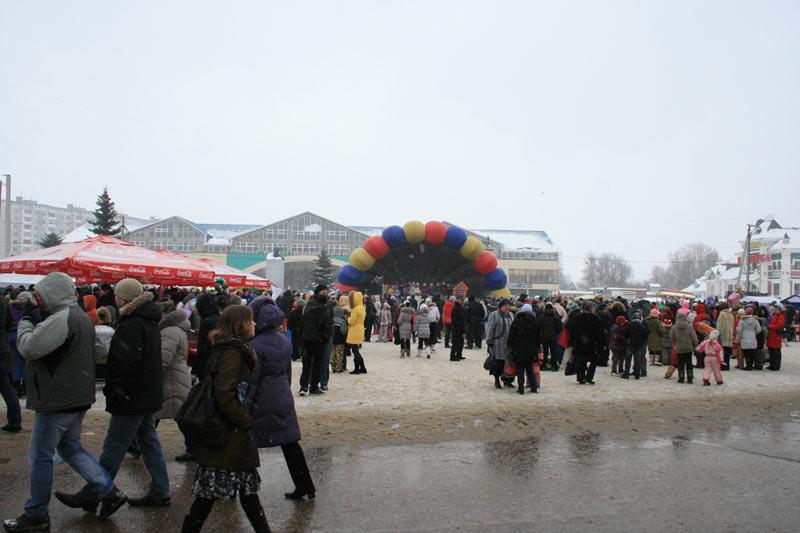 Фото проводы русской зимы