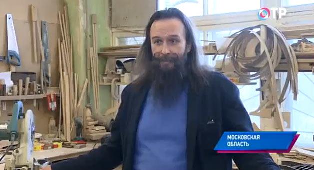 Андрей Фехнер. Владелец иконостасной мастерской в Хотькове