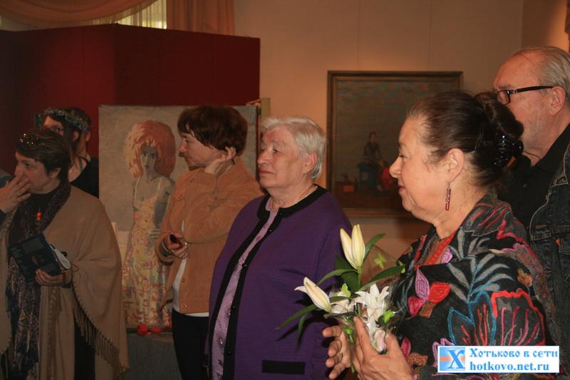 Презентация выставки Анатолия Кузнецова 15 Ку. Анатолий Кузнецов и ученики в Абрамцево