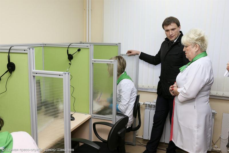 Пахомов и Иванова. Хотьковская поликлиника. Декабрь 2015