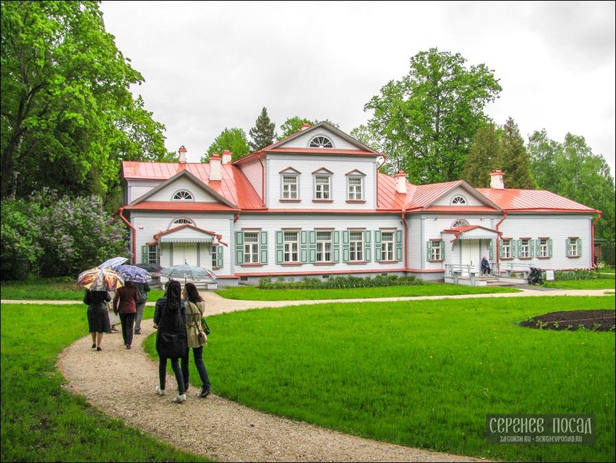 Вечер в музее-заповеднике «Абрамцево». 21 мая 2016 года
