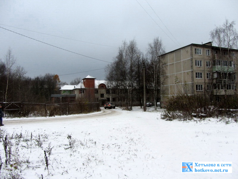 Заброшенные детские сады в Хотькове, на территории которых планируется сделать парк