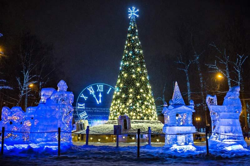 Акция Зимний парк пройдет в Хотькове