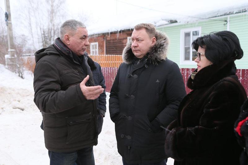 Сумин, Токарев, Тихомирова. Хотьковская больница. Январь 2017