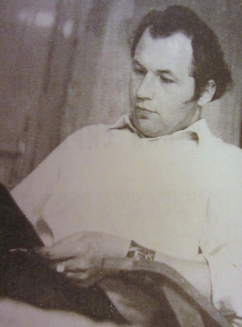 Юрий Николаевич Любопытнов. 1970-е годы