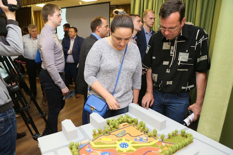 Презентация проектов арт тропы Мы идем в Абрамцево и Древнее Хотьково, а также нового хотьковского парка Сказочный
