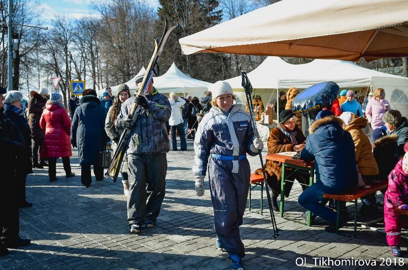 В Абрамцеве открыли новую пешеходную тропу