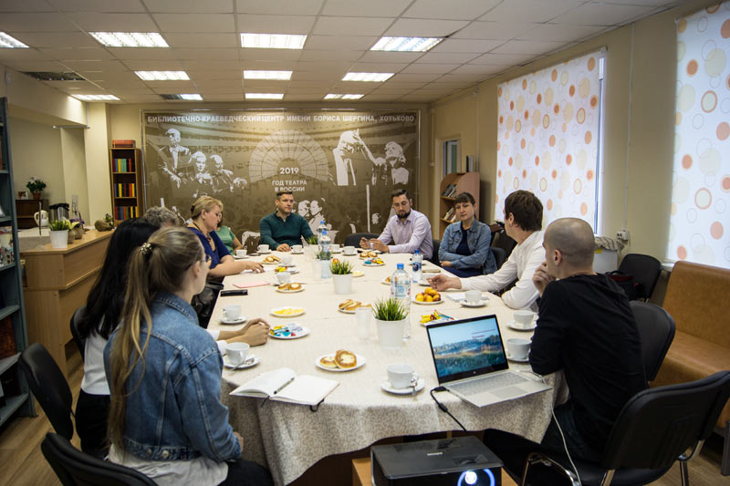 Концепцию развития Хотьково обсудили на общественных слушаниях