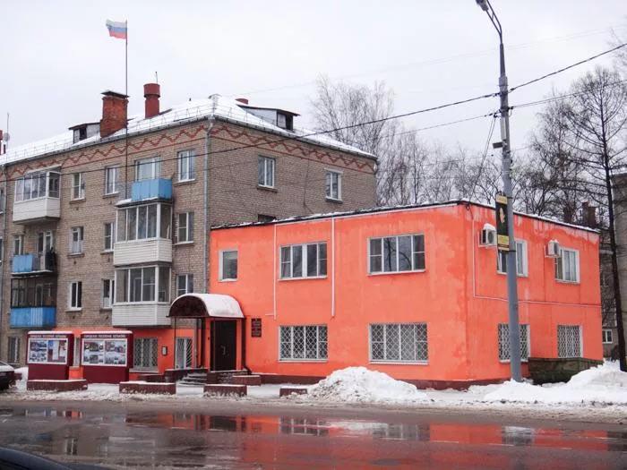 Здание администрации Хотьково. Район преобразуют в городской округ