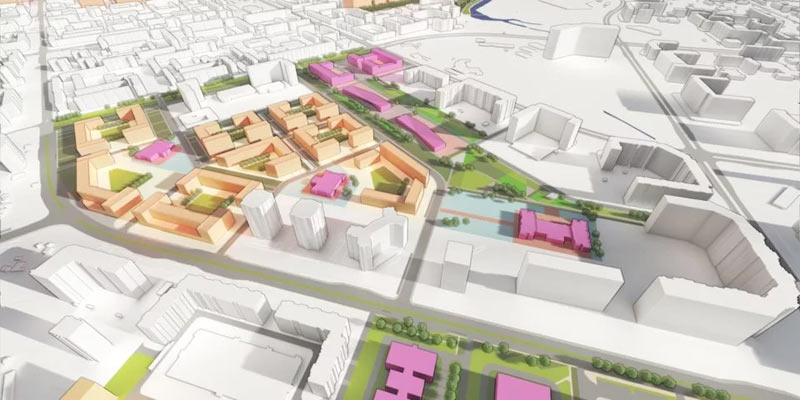 для Хотькова разрабатывают концепцию развития города