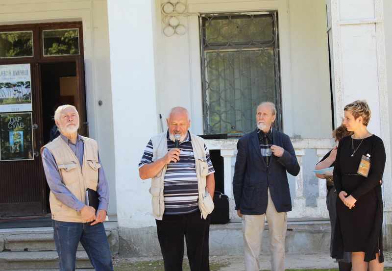 Художественная выставка-ярмарка в Абрамцеве, 28 августа 2016
