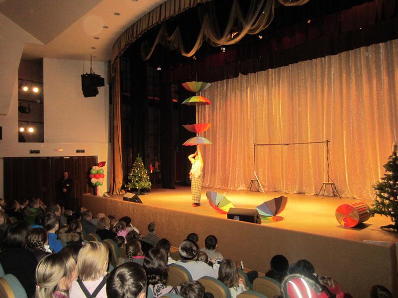 Цирк в Хотькове