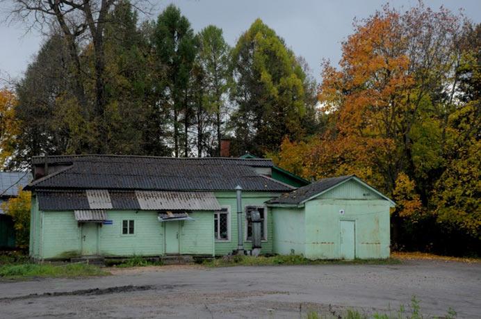 Хотьковская больница