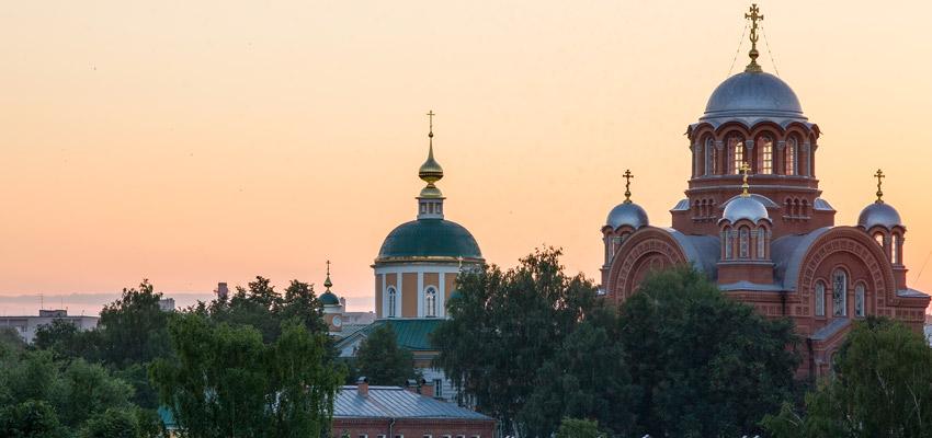 Покровский хотьковский монастырь
